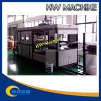 disposable PS foam food container making machine