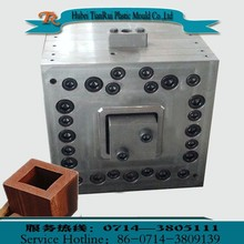 WPC Garden Pillar And Square Wood Extrusion Mould