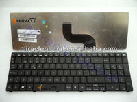 Spanish keyboard for Acer Aspire 5800 5810 5810T 5738 5536 5542