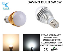 made in china low price approved 3w high power e27 replacement led bulbs