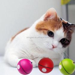 2014 new pet products cat toys random ball