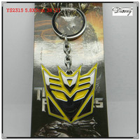 YS2315 TRANSFORMERS Autobot or Decepticon KEYRING/KEYCHAIN/BAG CHARM/gift