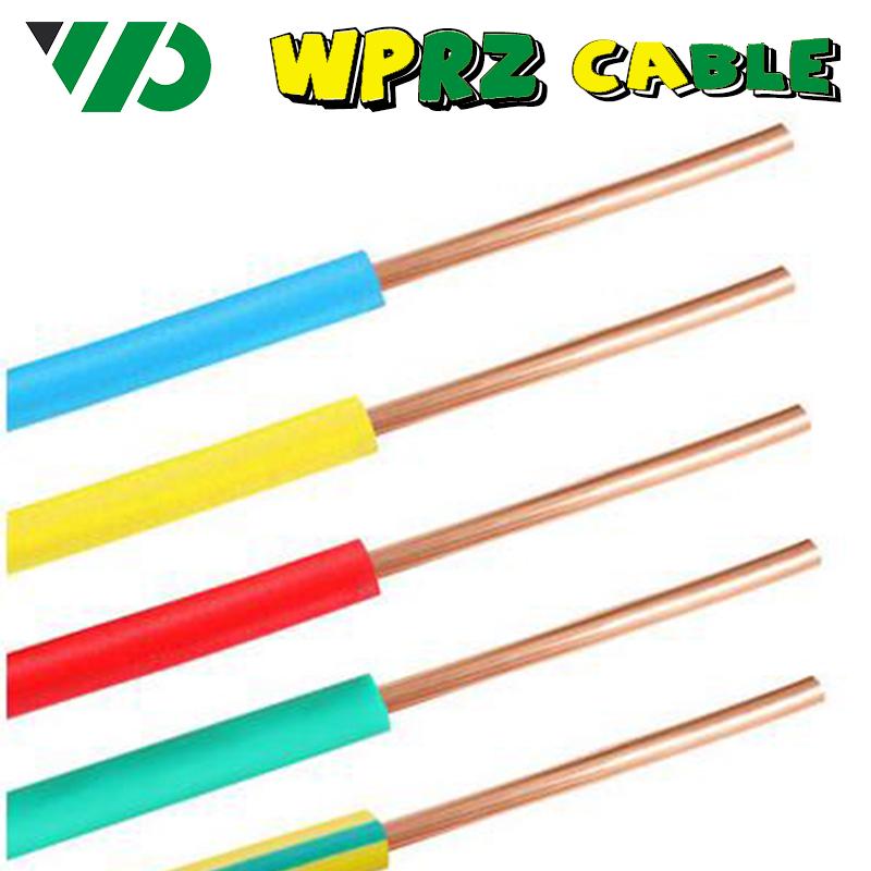 Bv 1.5 ملليمتر/2.5 ملليمتر/4mm2/<span class=keywords><strong>8</strong></span> ملليمتر كابل الأسلاك الكهربائية البلاستيكية <span class=keywords><strong>thhn</strong></span> الأسلاك والكابلات