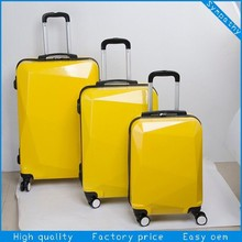 Stock Luggage in hand!!! Hard Shell Travelling Luggage Trolley Bag Set
