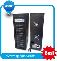 24X Burner 5/7/10/11 Drives CD DVD Duplicating Machine / recording machine