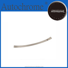 Chrome trim strips, car accessory stainless steel rear bumper plate for Toyota Rav4 2013 Up