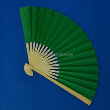 chinese handmade kinds colors gift fan