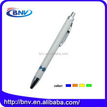 Wholesale 632160 colorful plastic roller ball pen
