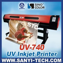 2015 Latest UV Printers, Roller & Flatbed available