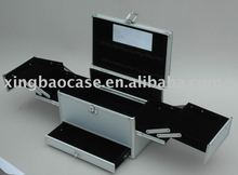 Cosmetic Case(XB-CS133A) aluminum case box bag package