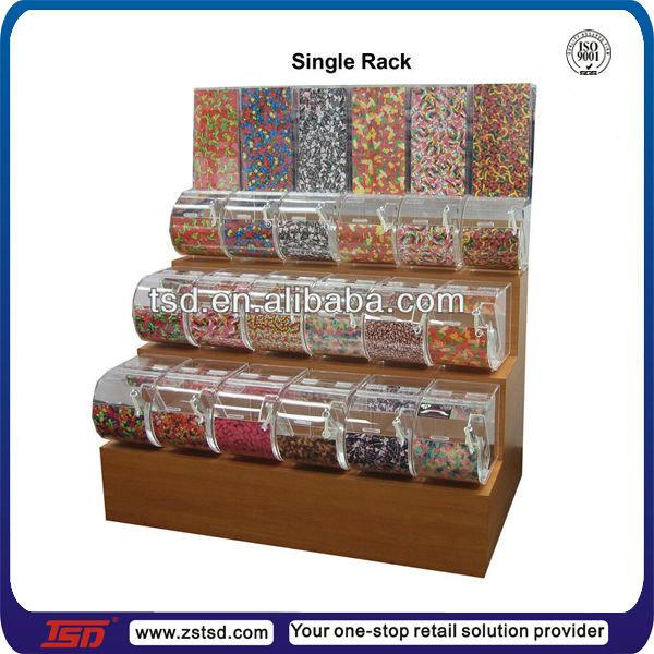 retail store wholesale food product display rack snack dispenser shelf for candy buy shelf for. Black Bedroom Furniture Sets. Home Design Ideas