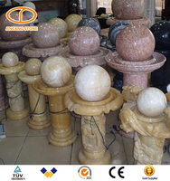 Outdoor decorative water fountain mold