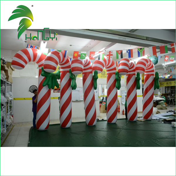 inflatable candy cane (3)
