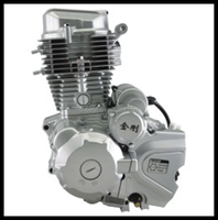 New 150cc Electric Kick Engine 175cc Air Cooled 3 Wheel Motorcycle Engine