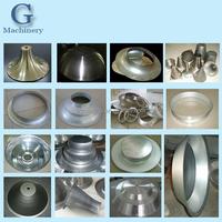sheet metal forming & sheet metal spinning