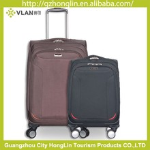 2014 Newest designed style Small Trolley 4 Wheeled Cabin Bag guangdong business carry on luggage