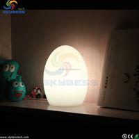 color changing magic egg lamp,funky led egg light