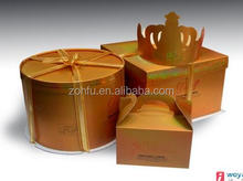 2015 hot sale for fresh product wax coated corrugated box packaging diwali gift dry fruit box