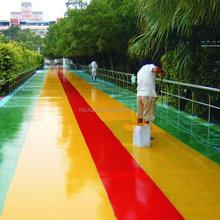 Liquid type polyurethane waterproof material asphalt coating for wall
