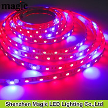 DC12V 12W/M Cuttable LED Grow strip Blue+Red flexible LED grow light