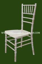 2015 hot sell limewash stackable chiavari/tiffany chair wedding banquet hotel chair