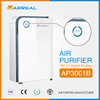 Hot-sale battery powered air purifier Home office air cleaners