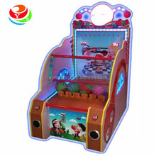 very hot electronic coin dream basketball machine for children