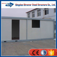 anticorrosive simple design container house