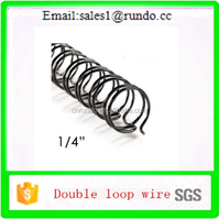 office and school supplies Twin Loop Wire o Binding