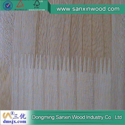 Dongming Sanxin Wood Paulownia Finger Jointed Board