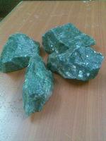 Pyrophyllite Green