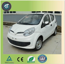 Electric car electric jeep double battery
