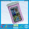 factory price waterproof surfing case, waterproof pvc bag for iphone5 with ipx8 certificate