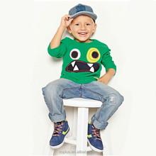 Cute Cartoon Baby Shirt Boy & Girl T Shirts Brand Long Sleeve Cartoon Kids Children Shirts / Tops/ Tees