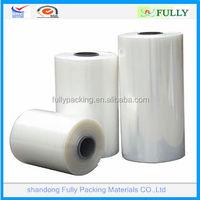 soft packing film, polyolefin shrink film,pof shrink film