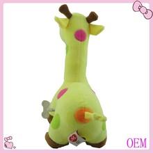 Custom stuffed plush animal toy horse