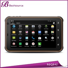 Factory price Android4.4 1280*800 3G GPS BT WIFI IP67 Quad core rugged tablet PC