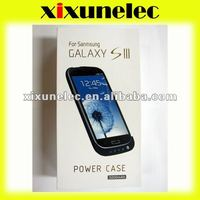 For GALAXY S3 Battery Case I9300 Battery Case