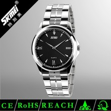 High Quality Brand Business Stainless Steel Watches Offer With Couple