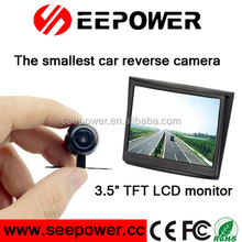 license plate rear view camera wireless car reverse camera rear view camera with monitor
