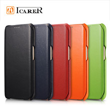 ICARER Wallet Case For Galaxy S6 Edge