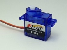 Feetech Plastic Gear 9G Servo Motor For RC Hobby and Robot Kits continous