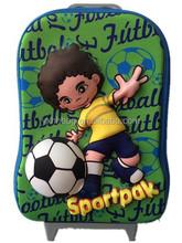 EVA Cool Boy Designer Kids Trolley Bag for Kids