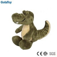 New design custom stuffed plush alligator soft toy