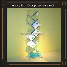 Acrylic CD Display Stand Shelf