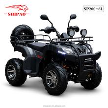 SP200-6L Chongqing high quality 200cc ATV