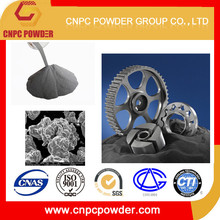 Pure iron powder with reduced for welding rod