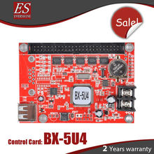 128k Super Big Area BX-5U4 led display Control Card with Serial and USB port