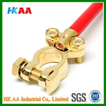 Customized High Quality Universal Gold Plated Battery Terminal
