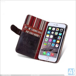hot selling mobil holder wallet bag, For iphone 6 PU+TPU mobile case